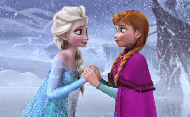 Frozen elsa e anna no palco da broadway em primeiro trailer do musical elsa e anna em frozen stopboris Images