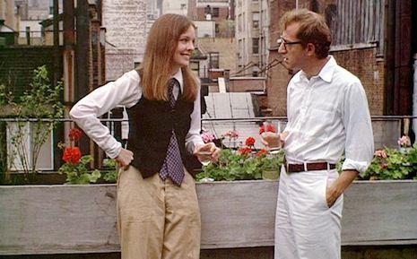 Noivo Neurótico, Noiva nervosa (Annie Hall, 1977)