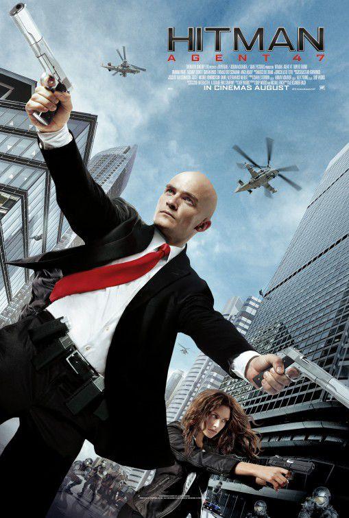 Hitman Agente 47 poster