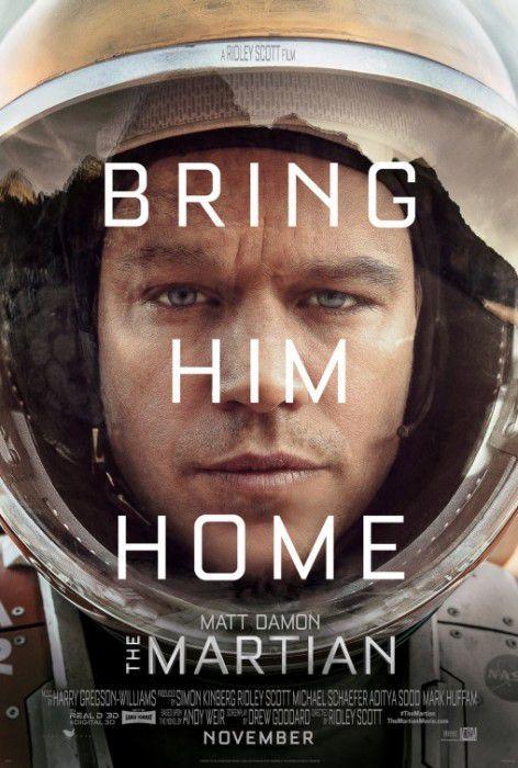 Perdido em Marte poster