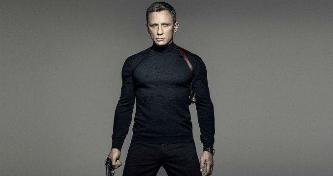 007 Contra Spectre Daniel Craig