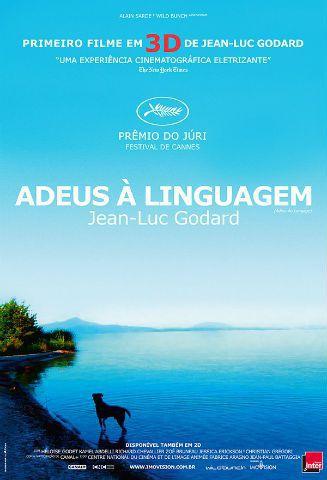 Adeus a Linguagem poster