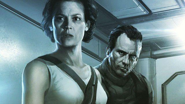 Alien 5 Ripley Hicks