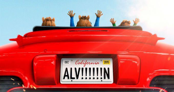 Alvin e os Esquilos 4