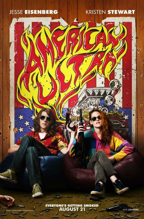 American Ultra poster Comic-Con
