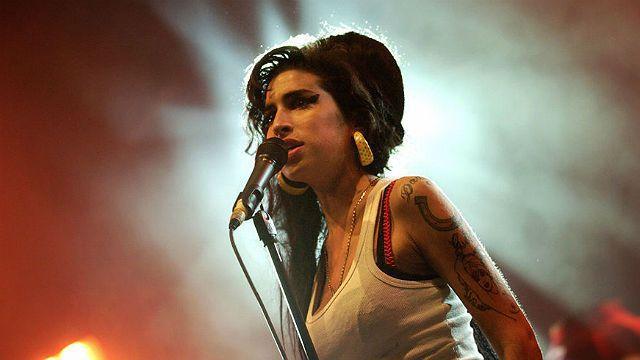 Amy documentario