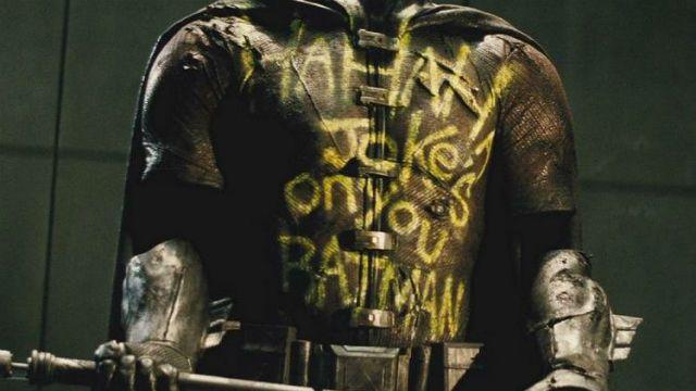 Batman Vs Superman Robin