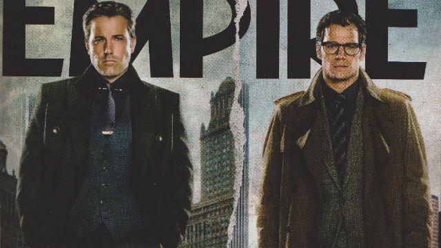 Bruce Wayne Clark Kent