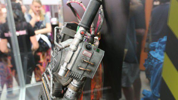 Caca-Fantasmas Comic-Con