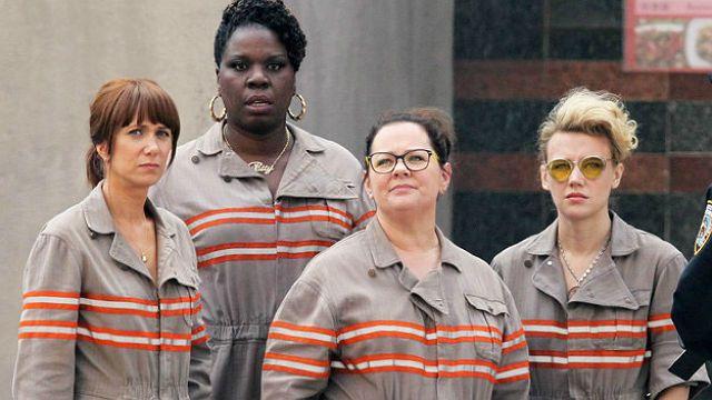 Caca-Fantasmas uniforme