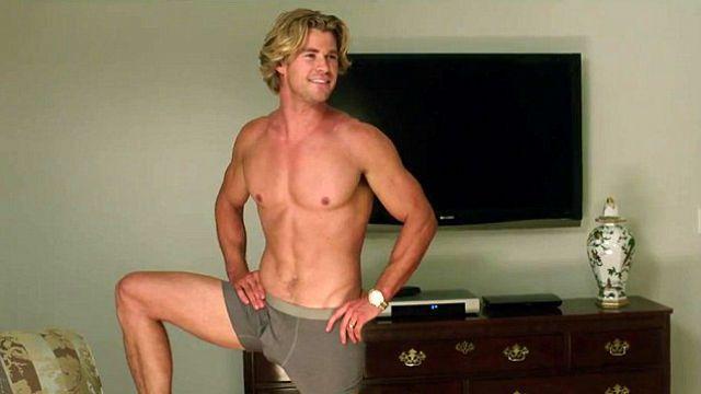 Chris Hemsworth Ferias Frustradas