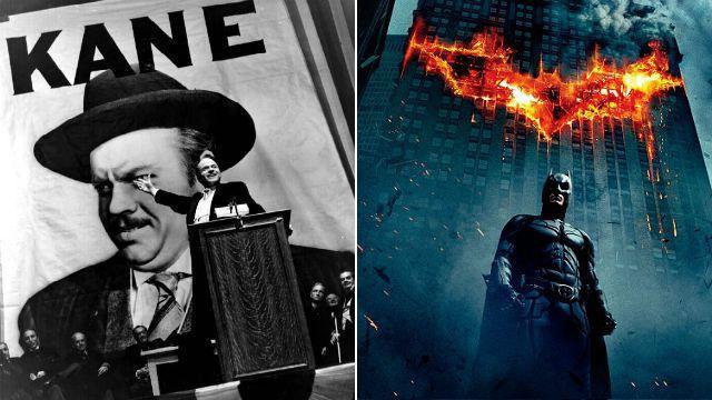 Cidadao Kane Batman melhores filmes