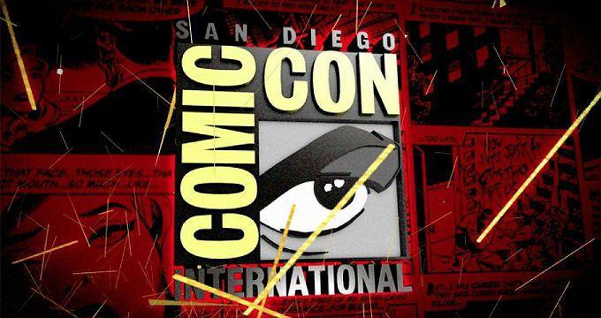 programação da Comic-Con 2015