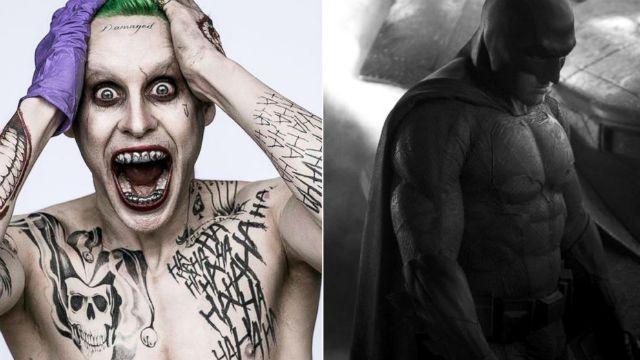 Esquadrao Suicida Batman Vs Superman