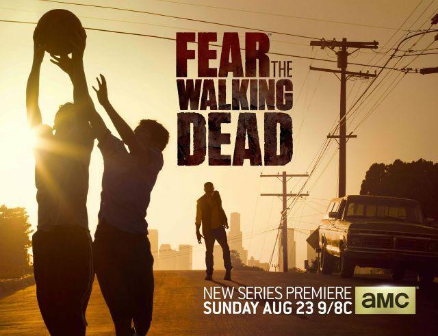 Fear the Walking Dead cartaz