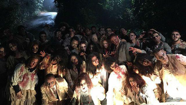 Fear the Walking Dead pegadinha