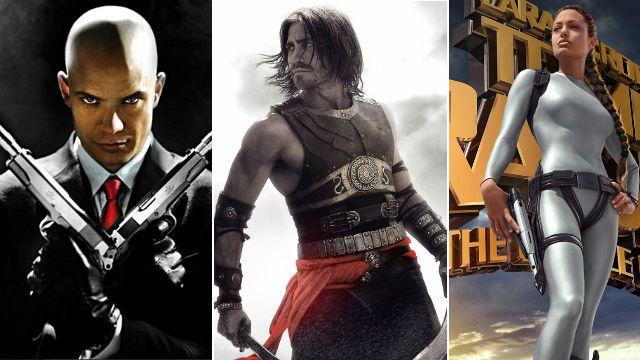 Filmes que viraram games