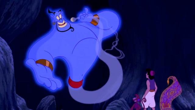 Genies Aladdin