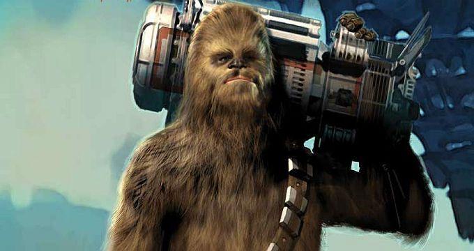 HQ Chewbacca