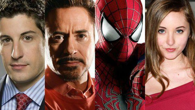 Homem-Aranha atores viloes