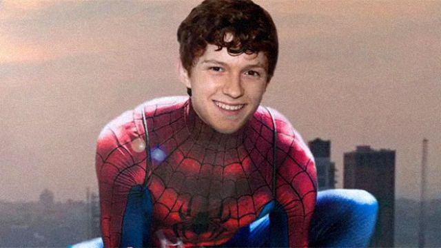 Homem-Aranha uniforme
