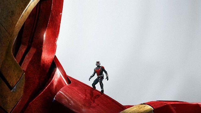 Homem-Formiga Vingadores