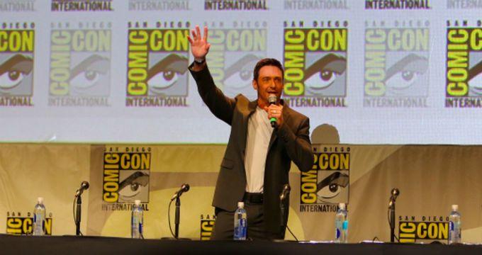 Hugh Jackman Comic-Con