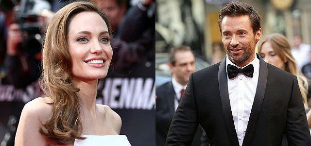 Angelina Jolie e Hugh Jackman