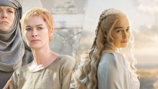 Lena Headey e Emilia Clarke