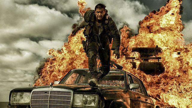 Mad Max Estrada da Furia