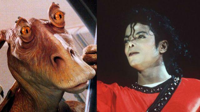 Michael Jackson Jar Jar