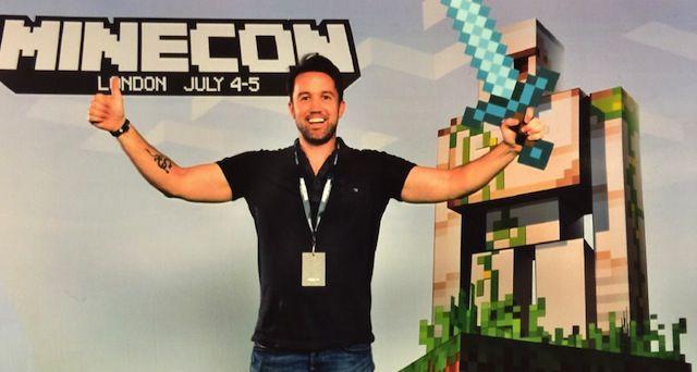 Minecraft novo diretor