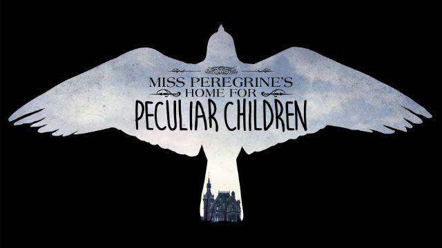 O Orfanato da Srta Peregrine para Criancas Peculiares logo