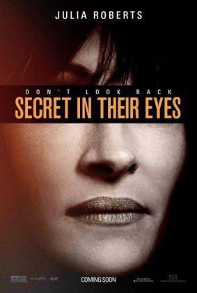 O Segredo dos Seus Olhos poster