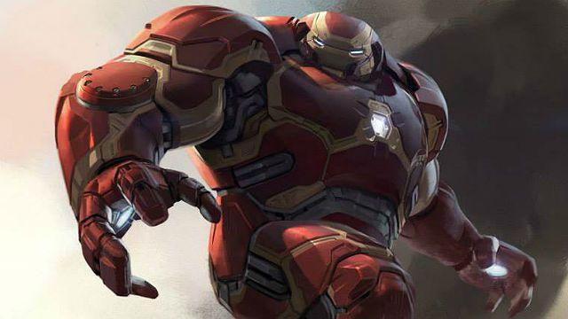 Os Vingadores 2 Hulkbuster