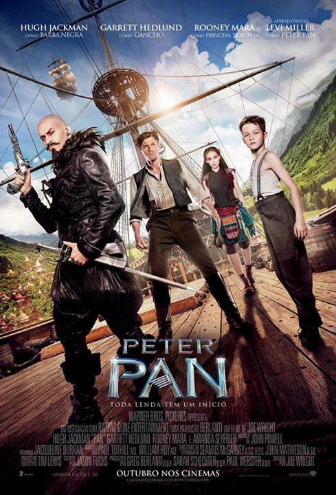 Peter Pan poster nacional