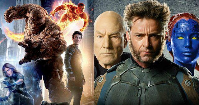Quarteto Fantastico X-Men crossover