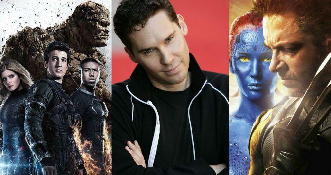 Quarteto Fantastico X-Men