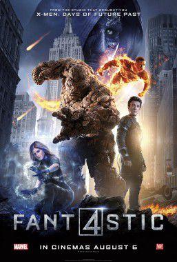 Quarteto Fantastico poster