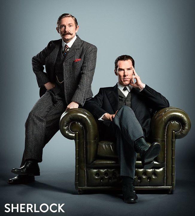 Sherlock especial de Natal