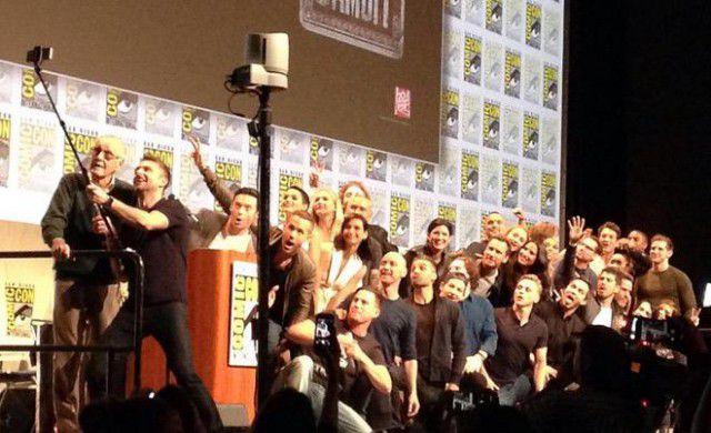 Stan Lee Comic-Con