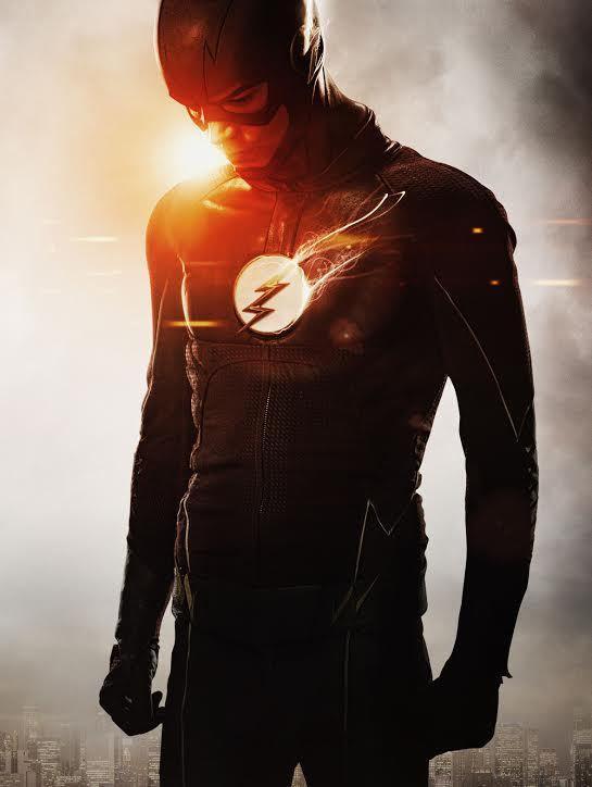 The Flash novo uniforme