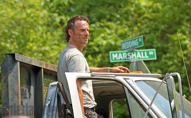 The Walking Dead sexta temporada primeira foto