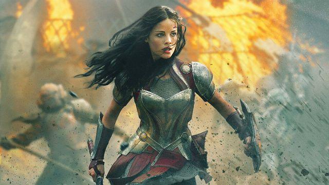 Thor Lady Sif