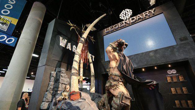 Warcraft Comic-Con