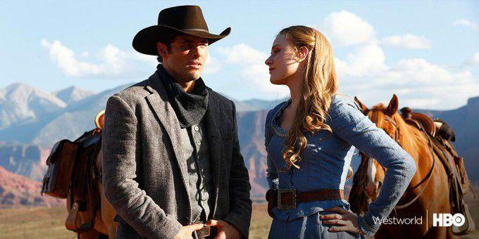 Westworld serie