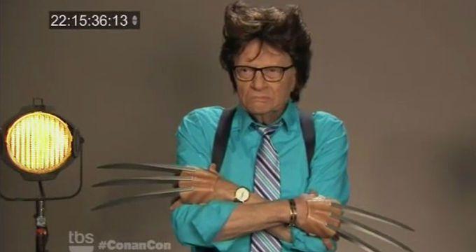 Wolverine Larry King