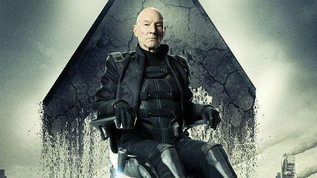 X-Men Patrick Stewart