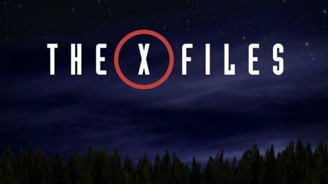 Arquivo X logo