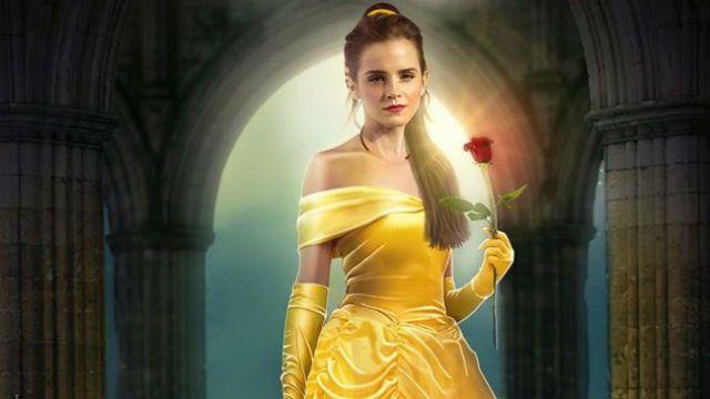 Emma Watson A Bela e a Fera